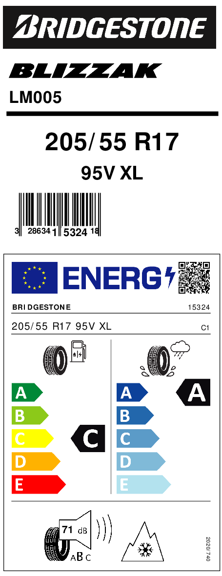 tire label